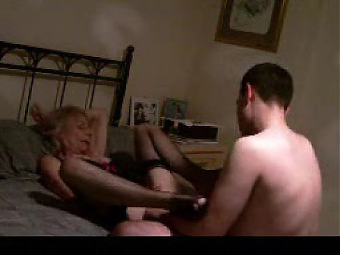 SB3 His Granny Likes To Cum...Again And Again And Again !